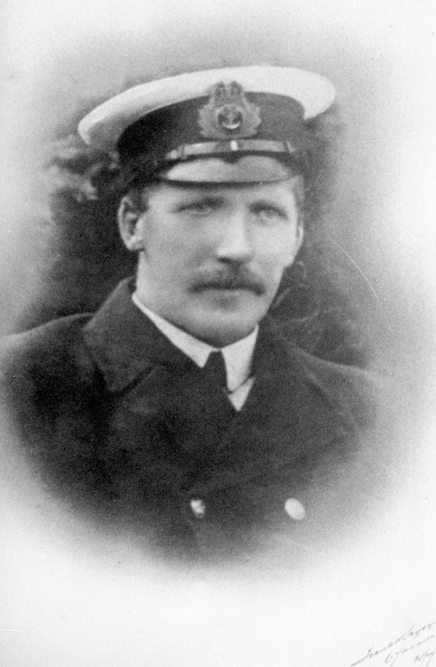 1916 Skipper Will Collin (1880-1918)