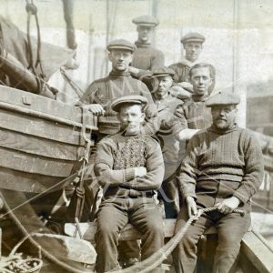 Eyemouth Fishermen