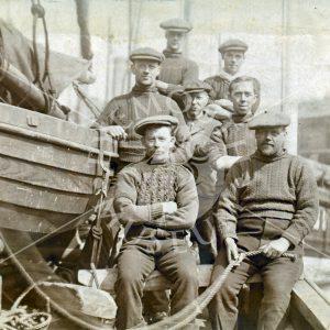 Eyemouth Fishermen
